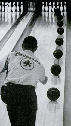 Bowling has a long and thoroughly manly history.  But if you're like me, then your contribution to this legacy of manliness hasn't been anything to write