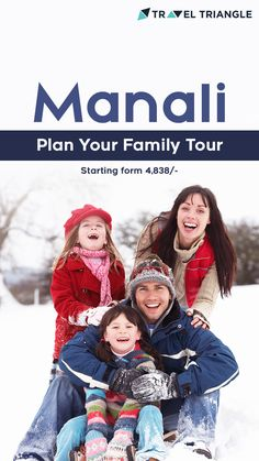 Grab the amazing deals and offers by Travel Triangle on Manali Family Packages and enjoy a smooth trip, hassle free trip. These Manali family holiday packages are specially designed for travelers to spend a rejuvenating trip with their near and dear ones Travel Destinations In India, India Travel, Kullu Manali, Cedar Forest, Spiti Valley, Holiday Packages, Hill Station, Cherished Memories, Beautiful Places To Travel