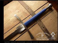 Ensifer Feder Standard Length with Light Blade