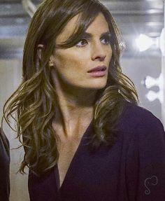 Stana as Kate Beckett
