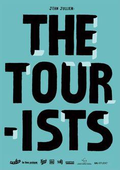 The Tourists    jeanjullien.com