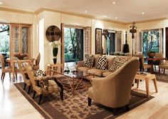 Saxon Boutique Hotel & Spa, South Africa: the World's leading #Boutique #Hotel 2011 (#travelawards)
