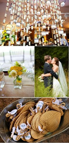 Woodend Sanctuary Wedding from Simply Chic Events + Kim Seidl Photography | Style Me Pretty