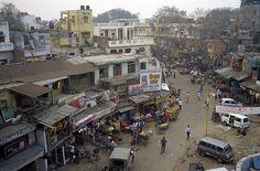 delhi. pahar ganj by alexk., via Flickr