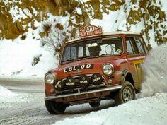 1967 Rally Monte Carlo Morris Mini Cooper S Rauno Aaltonen Henry Liddon Mini Cooper S, Classic Mini, Classic Cars, Nascar, Rallye Automobile, Up Auto, Monte Carlo Rally, Gilles Villeneuve, Mini Countryman