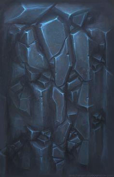 Textures, Paintings, and Sculpts :Andy Hansen: 3D Environmental Artist