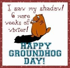 Watch this video and do the quiz below: Do this quiz Read about this day's history. Groundhog day lesson and activities. Have a look at this wonderful post