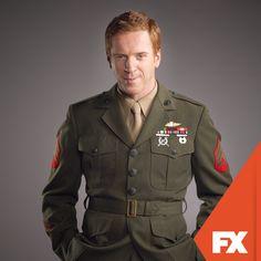 """Damian Lewis é """"Nicholas Brody"""".   Homeland - Domingos às 23h   #HomelandBR Confira conteúdo exclusivo no www.foxplay.com"""