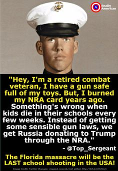 A soldier who knows what he's fought for! #America #AmericanChildren #safety #democracy