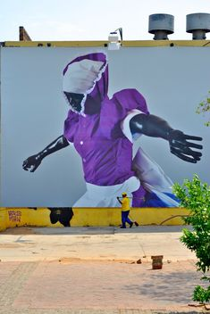 """Mary Sibande's Sophie in """"Long live the Dead Queen"""". Image by Justin du Piesanie. Posted by Unique Johannesburg Inner City and Soweto Tours and Events and Archaeological Tours"""