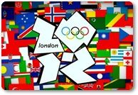 Olympics - London 2012 Fencing Google Doodle - July 30, 2012