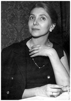 Maria Dolores Pradera. Las actrices de España.