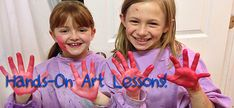 The Paintbrush in Lincoln Park - Hands On Art Lessons for Kids