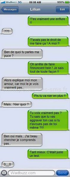 Je verrifie si tu me trompe lol Funny Sms, Funny Messages, Funny Jokes, Sms Jokes, Text Jokes, Funny Images, Funny Photos, Rage, Lol