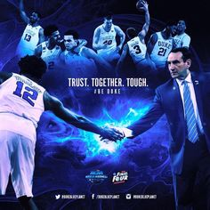 Coach K, Duke Blue Devils, Basketball Coach, March Madness, Boys Who, Trust, Sports, Inspiring People, Image