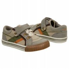 Stride Rite Tyson Tod Shoes (Stone/Sandstone) - Kids' Shoes - 8.0 M