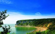 Whitecliff Bay, Isle of Wight