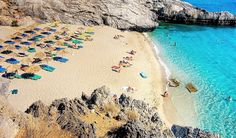 Ammoudi beach in south Rethymnon…Crete island, Greece Crete Rethymnon, Crete Island Greece, Crete Beaches, Crete Holiday, Places To Travel, Places To Visit, Travel Destinations, Greece Pictures, Greece Travel