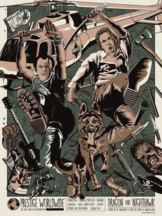 BROTHERTEDD.COM - brothertedd:   Step Brothers (2008) Step Brothers, Will Ferell, John Stamos, Alternative Movie Posters, The Prestige, Screen Printing, Pop Culture, Tumblr, Fan Art