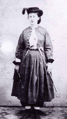 American Civil War Fashion - 12 Ways Civil War Era Ladies Were Badass