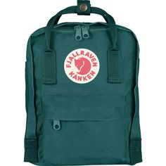 Fjällräven Kånken Mini Backpack | Ocean Green