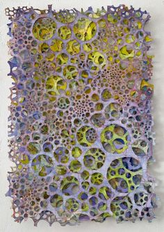 Salt Lake City 2009-15, Karen Margolis. Paper. Love her work!