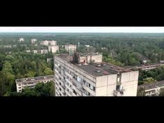 Drone video of Chernobyl captures haunting footage of an abandoned city | Rare