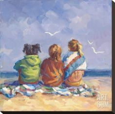 Buy online, view images and see past prices for LUCELLE RAAD - SUMMER'S END. Invaluable is the world's largest marketplace for art, antiques, and collectibles. Square Art, Affordable Wall Art, Canvas Paper, Beautiful Paintings, Beach Paintings, End Of Summer, Beach Art, Stretched Canvas Prints, Art World