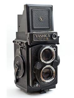 Yashica Mat 124G double objectifs, héritage, semi-pro (1985)