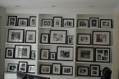 Gallery Wall home-office