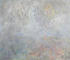 Sergey Fedotov: Серебристый день, 120х140, 2008 Hieno venäläinen maalari