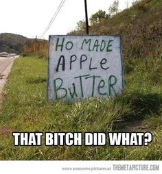 She dang sure did!