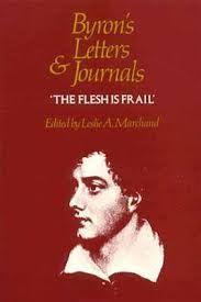 Lord Byron - Cartas