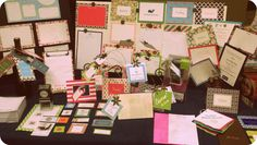 the stationery place: how to throw a holiday paper party: the ...