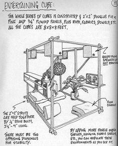Nomadic Furniture- Cool Idea!