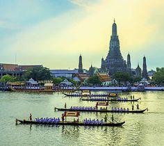 Città sull'acqua: la top list. Dalla Russia all'India. Bangkok, magico incontro tra cielo e acqua © iStock