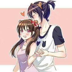 Noragami Yato x Hiyori Yato X Hiyori, Anime Noragami, Anime Naruto, Manga Anime, Girls Anime, Anime Guys, Yatori, Theme Anime, Fanart