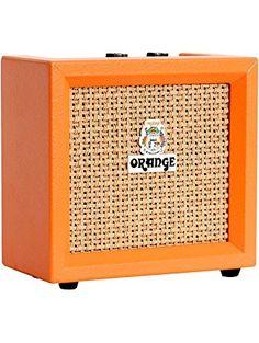 Orange Amplifiers Micro Crush PiX 3 Watt 9-Volt Mini Amp ❤ Orange Amplifiers