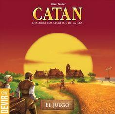 Catán, Los Colonos de  - Juego de mesa - Zacatrus