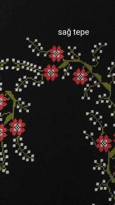 Cross Stitch Borders, Cross Stitch Designs, Cross Stitch Patterns, Easy Crochet Patterns, Crochet Motif, Teapot Cover, Yarn Shop, Hand Embroidery Designs, Border Design