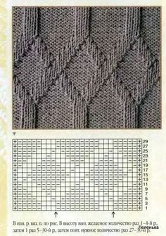 in category Knitting Knitting Stiches, Cable Knitting, Knitting Charts, Free Knitting, Crochet Stitches, Knit Crochet, Stitch Patterns, Knitting Patterns, Crochet Patterns
