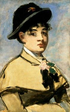 Lyon, France's third largest city, is just 2 hours from Paris by the fast TGV train. It is therefore at the ideal distance from France's cap. Figure Painting, Painting & Drawing, Julie Manet, Edouard Manet Paintings, Art History Major, French Artists, Portraits, All Art, Female Art