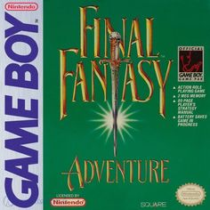 Nintendo GameBoy game - Final Fantasy Adventure (ENGLISH) (cartridge): $67.36 End Date: Sunday Feb-18-2018 5:31:29 PST Buy It Now for only:…
