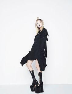 "koreanmodel: ""Lee Moon Kyu for Dazed and Confused Korea Oct 2016 """