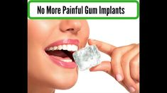 Natural Remedies to Reverse Receding Gum line Without Surgery