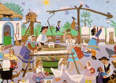 images of naive art | The Small Gallery of Naive Art