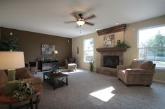 Great Family Room!