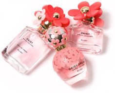 Marc Jacobs Daisy Blush Collection for Spring 2016—limited edition! SO CUTE!