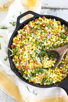 15-Minute Confetti Corn