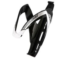 Custom Race - Elite Bottle Cage  http://www.elite-it.com/custom-race/  An Italian design classic  Used by more Champions than any other cage of the past decade, the custom race is a modern racing icon Glass fibre-reinforced polyamide construction is durable, supple and attractive. Adjustable elastomer rubber, adapts to bottle shapes and absorbs vibration Available in a wide range of colours to suit any bike. Perfect for any ride, from your Sunday run to the Champs-Élysées